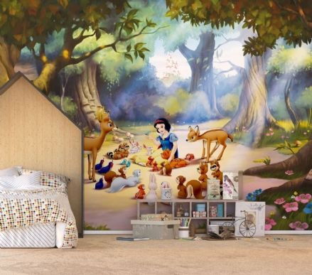 Disney Premium wall mural Snow White